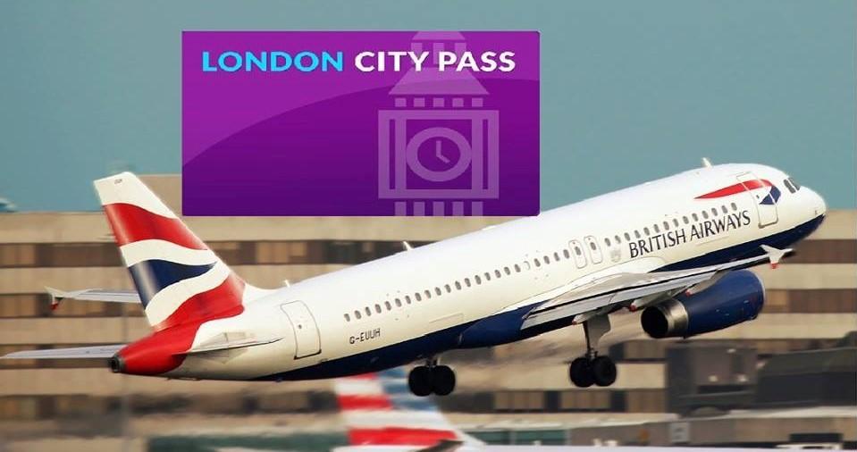 London city pass transfert aeroport