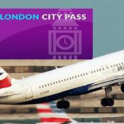 London city pass transfert aeroport