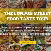 London street food market