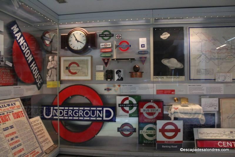 London transport Muséum
