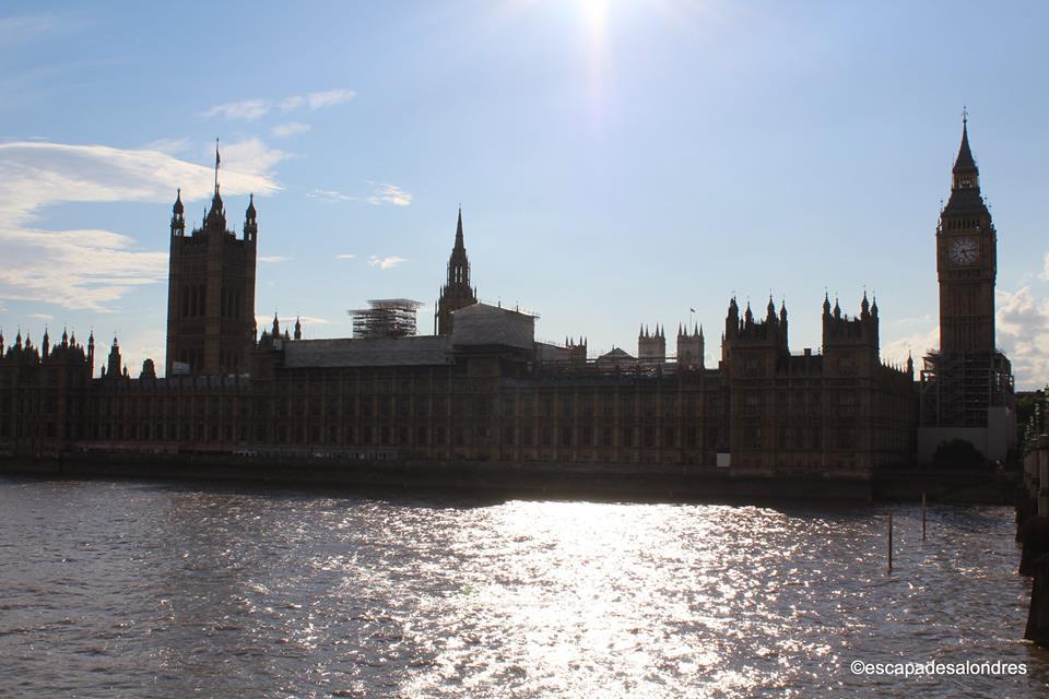 Londres en français