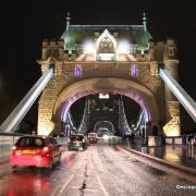 Londres en voiture