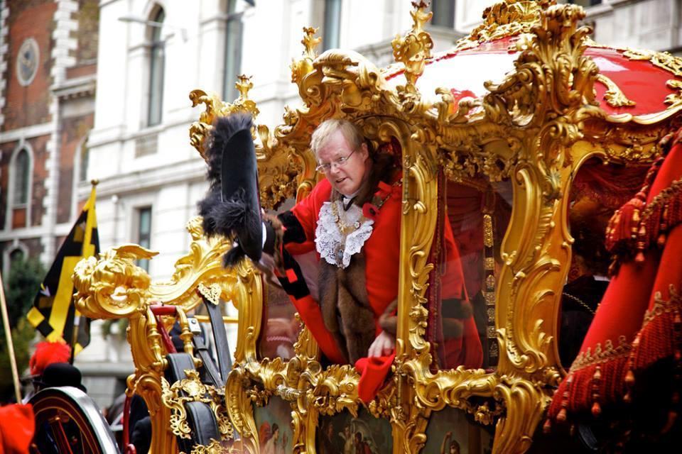 Lord Mayor's Show©aurelien guichard