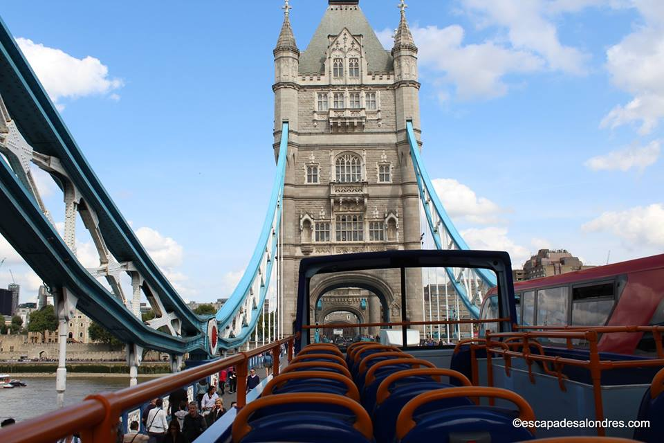 Megabus london sightseeing tour