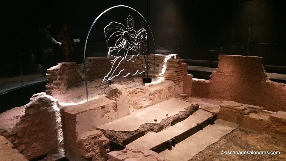 Mithraeum Temple