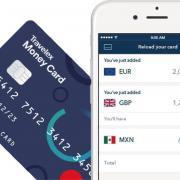 Money card travelex