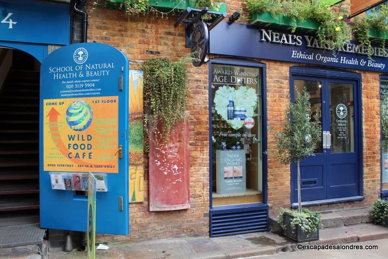 Neals yard covent garden