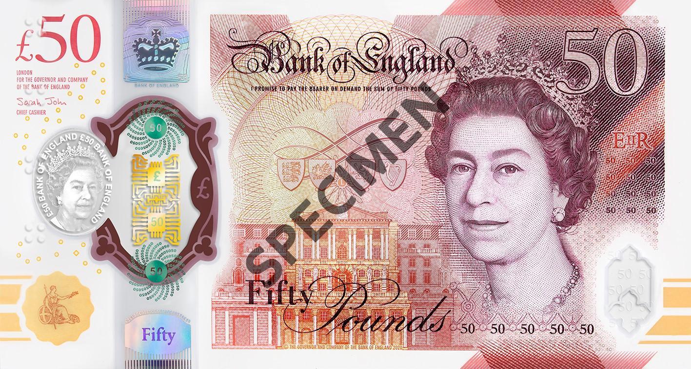 New 50 note queen