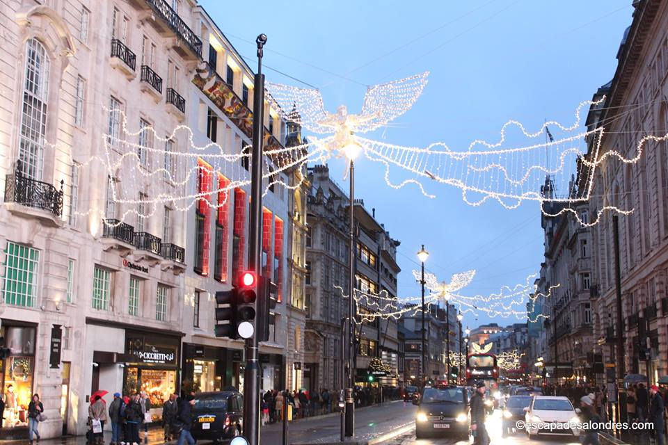 Noel a Londres