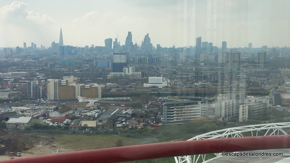 Orbit Tower the Slide London