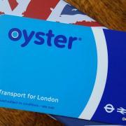 Oystercard london