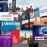 Pass touristques pour londres 2
