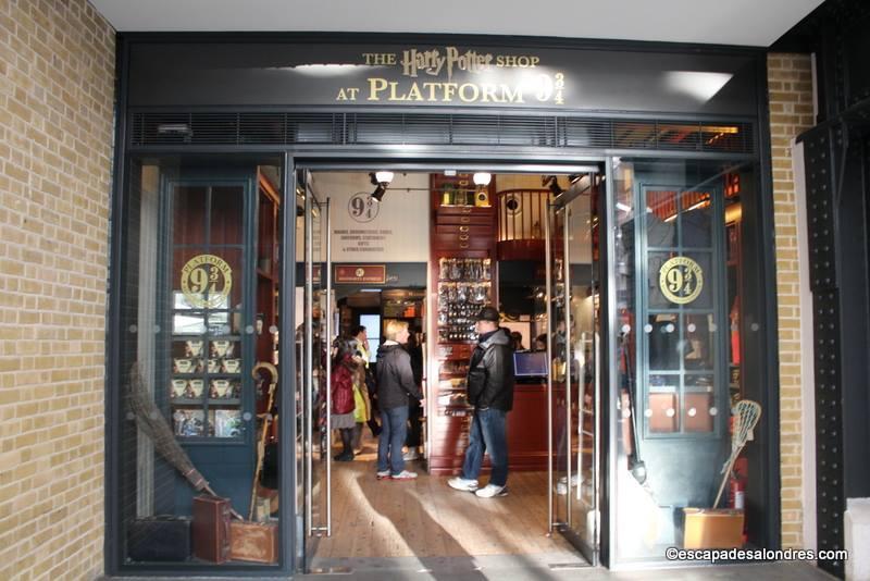 Platforme Harry Potter escapadesalondres