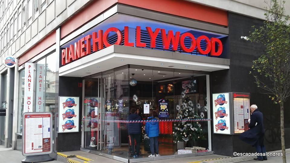 Planet Hollywood London