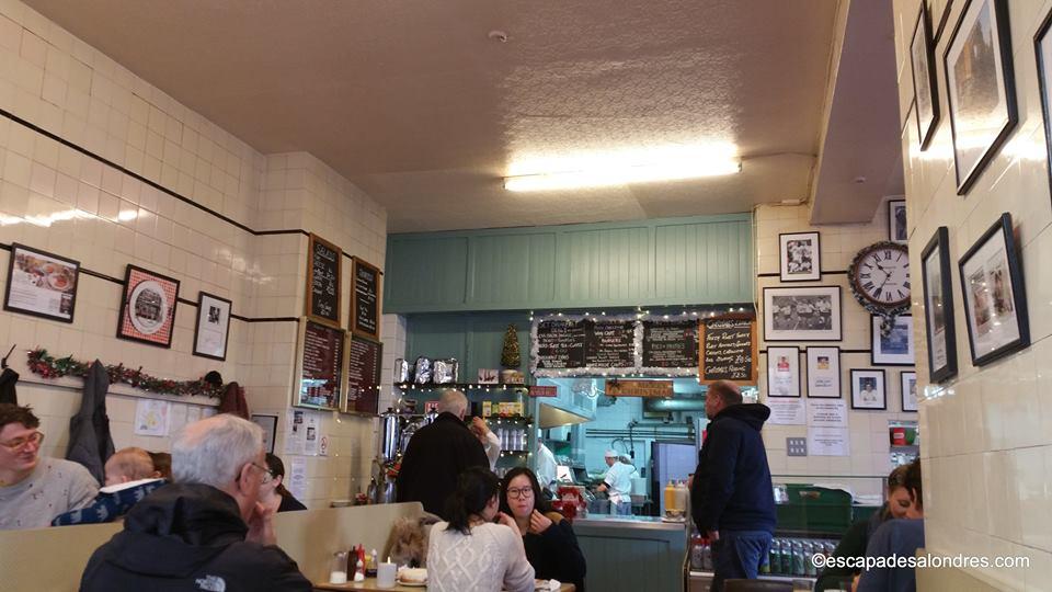 Regency cafe londres