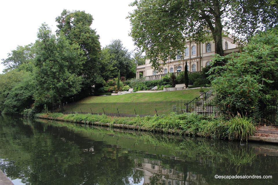 Regent's Canal to camden