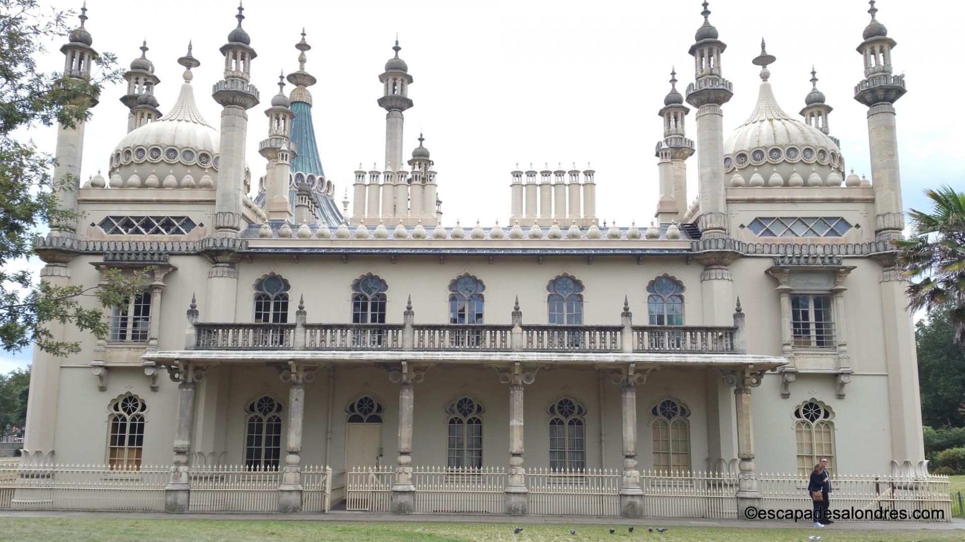 Royal pavillon Brighton