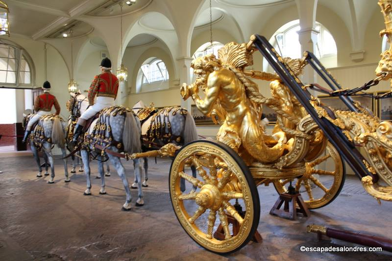 Royal Mews Buckingham Palace