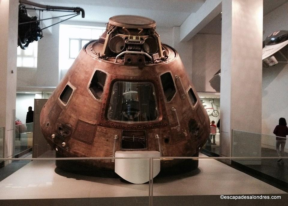Science Museum London Apollo 10