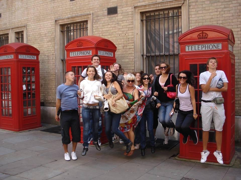Sejours linguistiques Londres©Verbalist