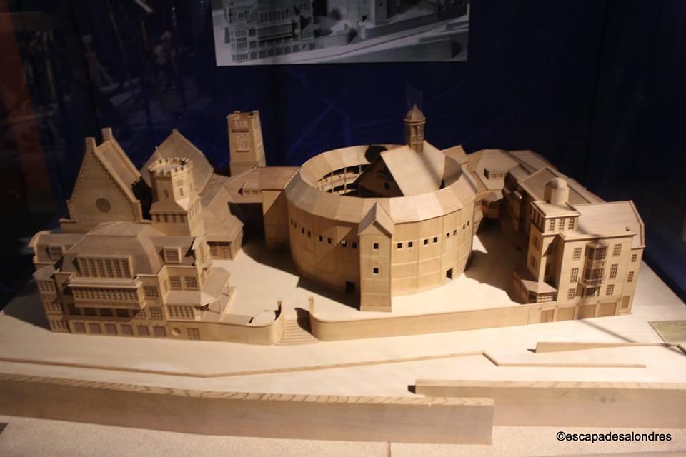 Shakespeare Globe Théâtre
