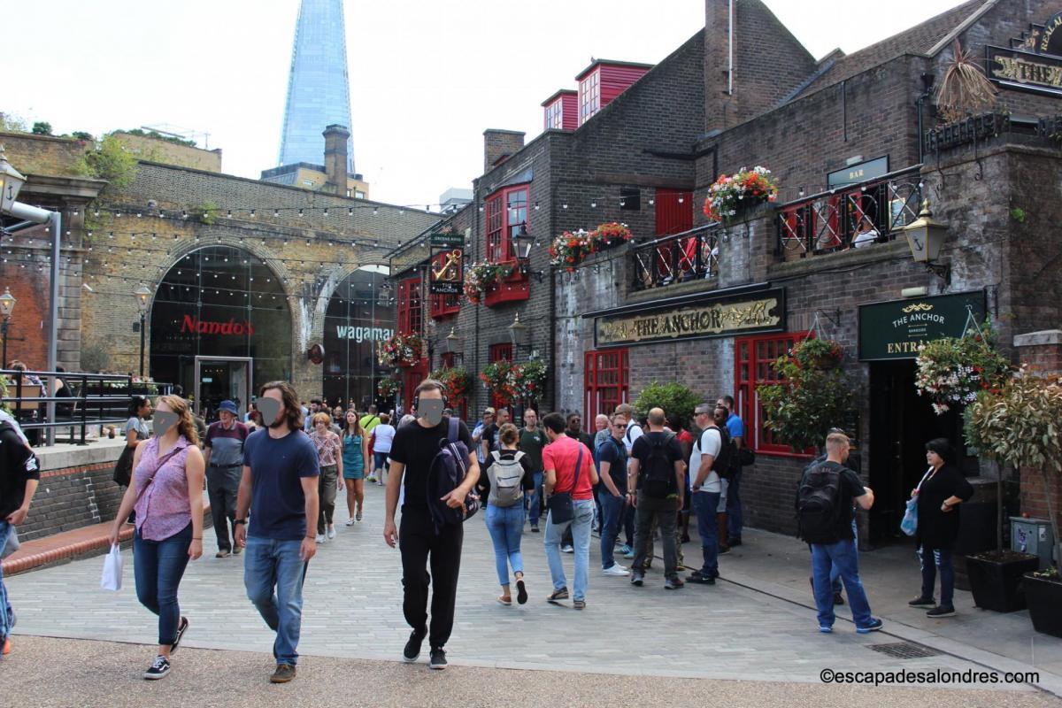 Southwark londres