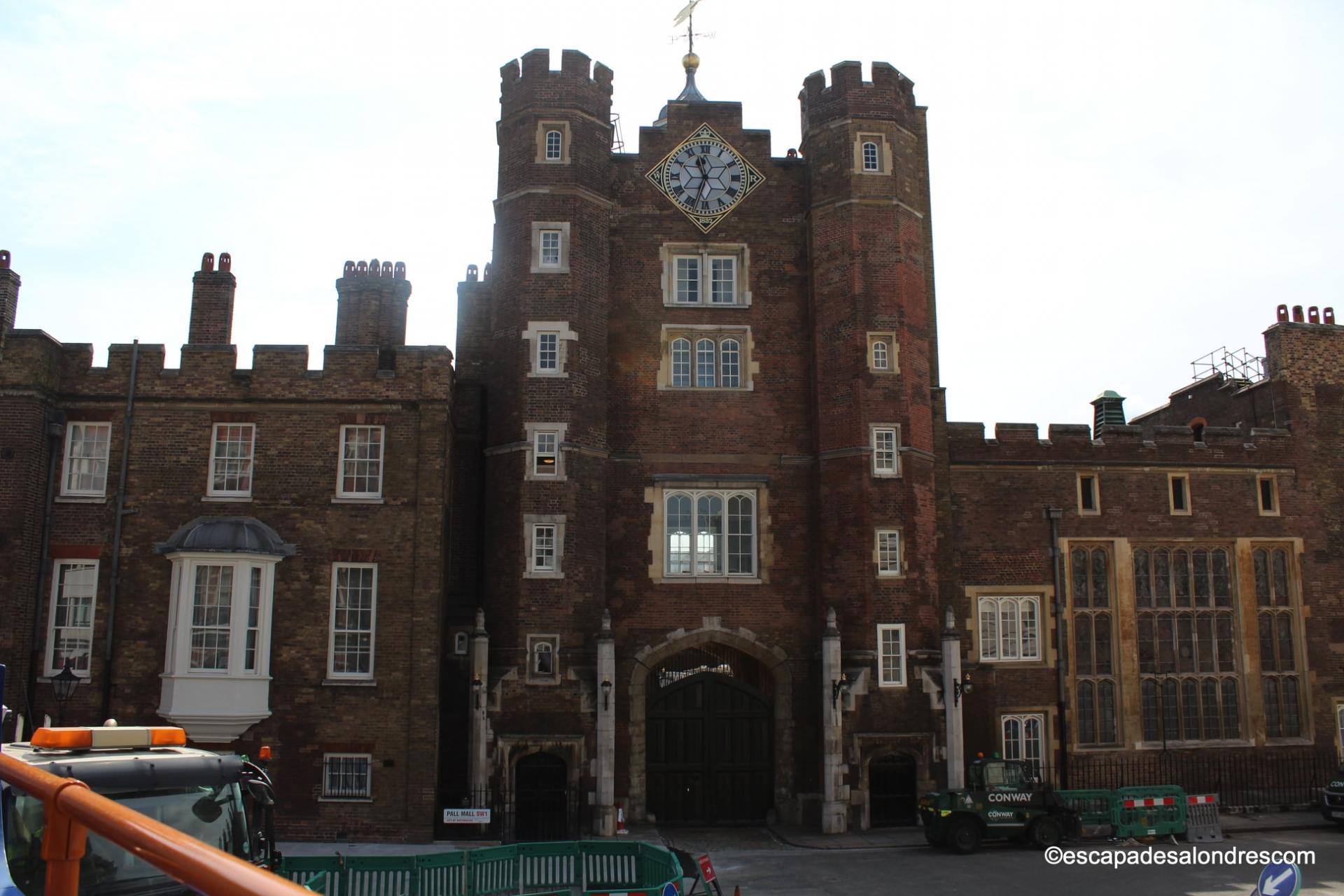 St james palace londres