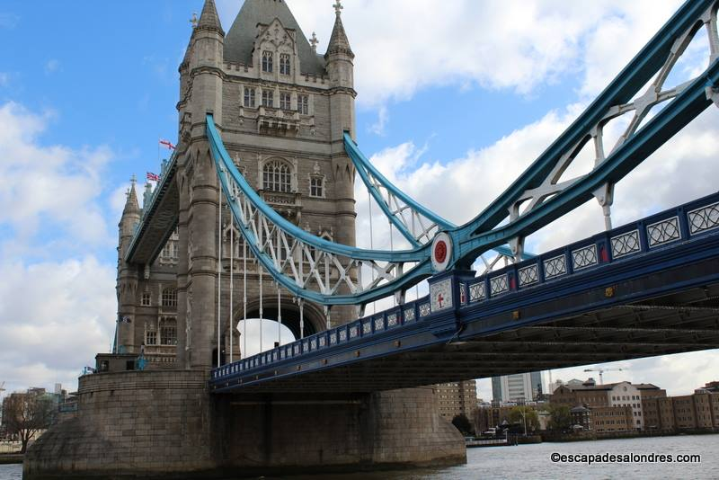 Tower bridge escapadesalondres