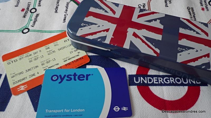 Travelcard vs oystercard