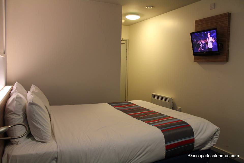 Travelodge Hôtel London
