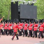 Trooping the colour london 48 n 1