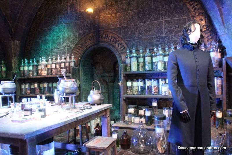 Warner Bros studio Harry Potter