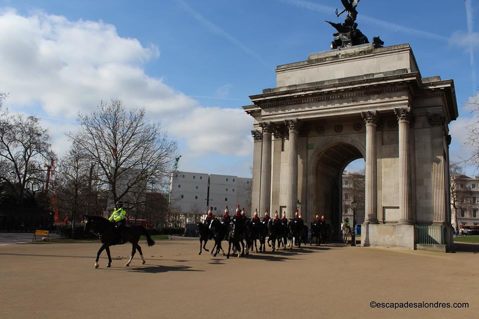 Wellington Arch Londres