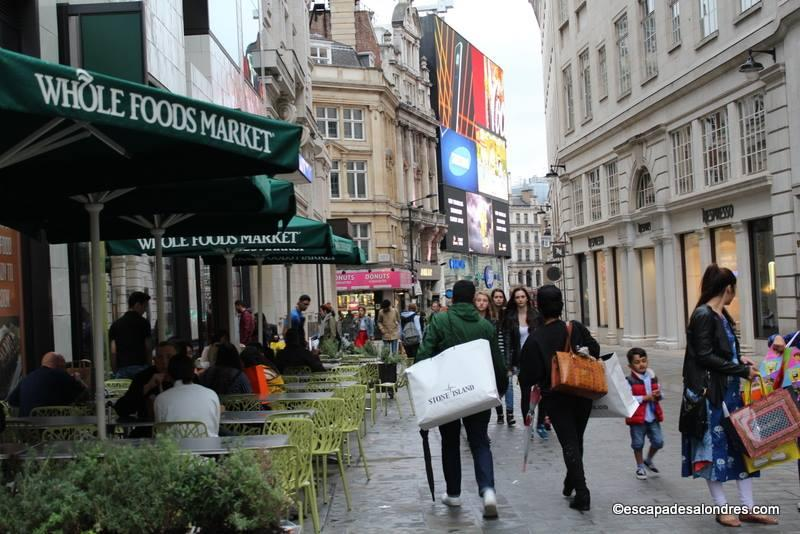 Whole Foods Market Piccadilly