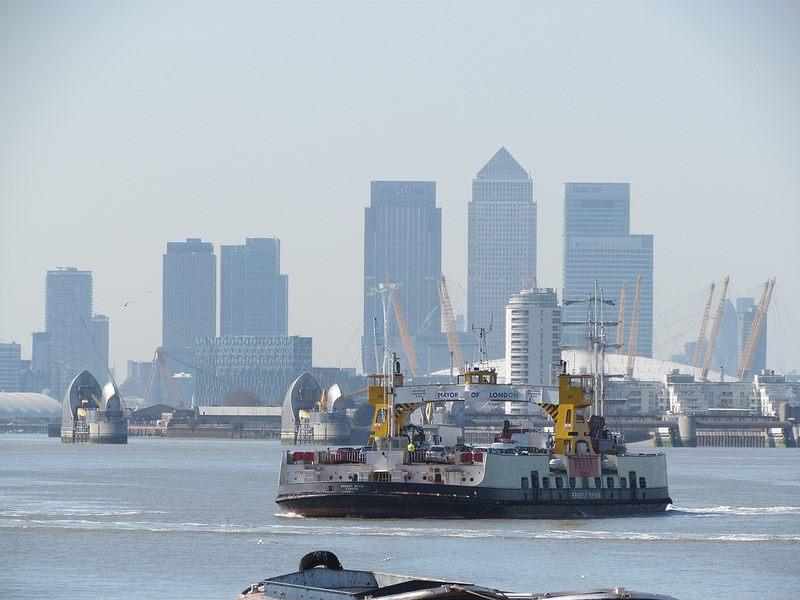 Woolwich Ferry©Daren Clarke